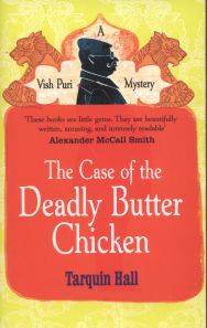 Post image for Review : The Case of the Deadly Butter Chicken
