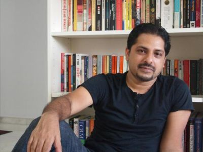 Post image for An interview with Zafar Anjum, on his experience at Jaipur Literary Festival