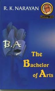 Post image for Review : Bachelor of Arts by R.K. Narayan