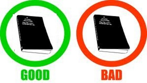 Post image for Good Book: A Reader's Perspective – I