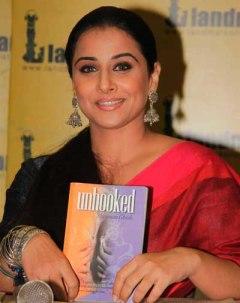 Post image for Vidya Balan reviews : Unhooked by Munmun Ghosh