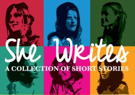 Post image for Review : She Writes – A collection of short stories