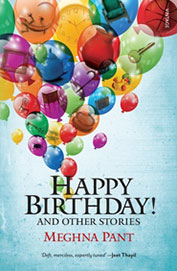 Post image for Review : Happy Birthday by Meghna Pant