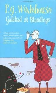 Galahad at Blandings wodehouse