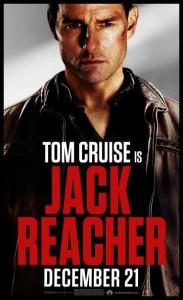 Tom Cruise = Jack Reacher?