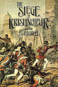 The Siege of Krishnapur by JG Farrell