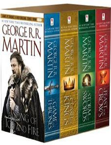 Game of Thrones Song of Ice and Fire