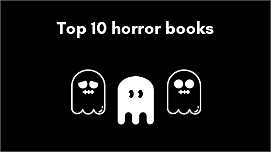 Top 10 horror books