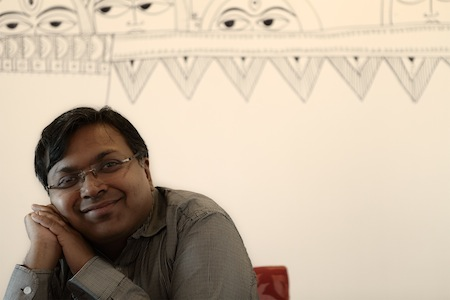 An interview with Dr. Devdutt Pattanaik: USA, mythology and more!