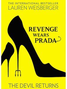 Review: Revenge Wears Prada - The Devil Returns by Lauren Weisberger