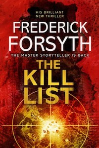 Review: The Kill List by Frederick Forsyth