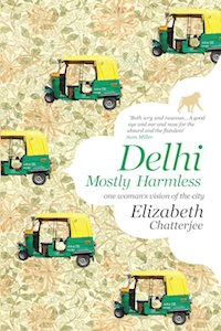 Review: Delhi - Mostly Harmless by Elizabeth Chatterjee