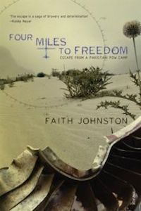 Four Miles to Freedom by Faith Johnston