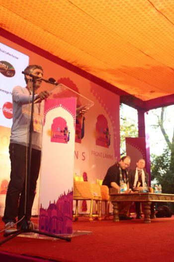 Jaipur Literature Festival Reza Aslan