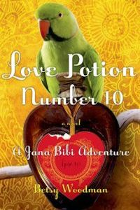 Review: Love Potion Number 10 by Betsy Woodman