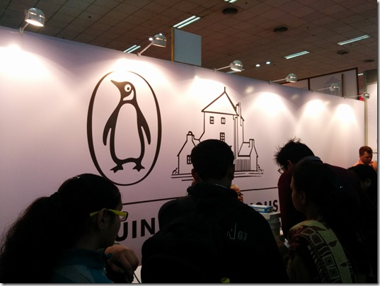 Penguin Random House Booth at World Book Fair Delhi