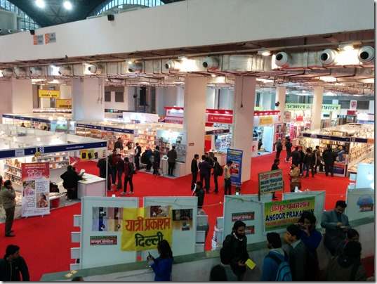 Hindi books at World Book Fair Delhi