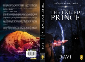 Book 1 - The Exiled Prince