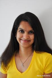 Preeti Shenoy, Author