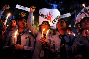 Protests after the Nirbhaya gangrape