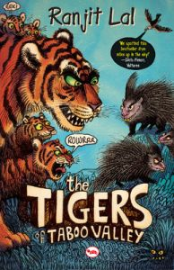 Tigers of Taboo Valley by Ranjit Lal
