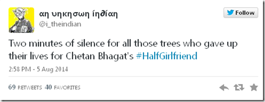 2 minutes silence for trees