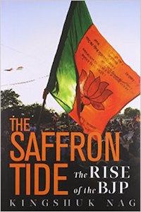The Saffron Tide by Kingshuk Nag