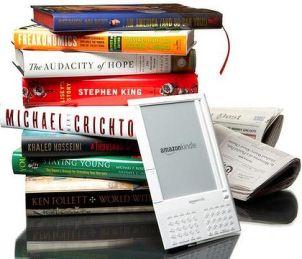 Kindle vs. Book