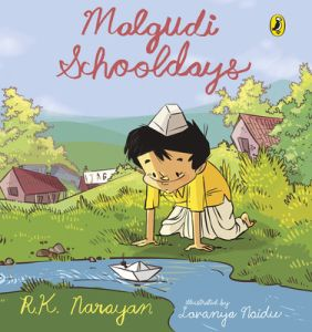 Post image for Review: Malgudi Schooldays (Illustrated Edition by Puffin)