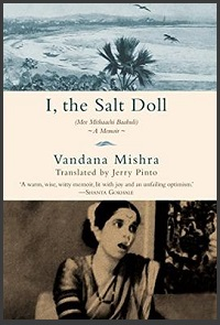 Post image for Book Review: I, the Salt Doll by Vandana Mishra, Translated by Jerry Pinto