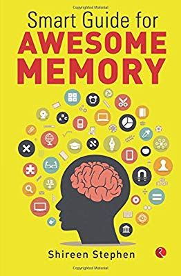 Book Review: Smart Guide for Awesome Memory by Shireen