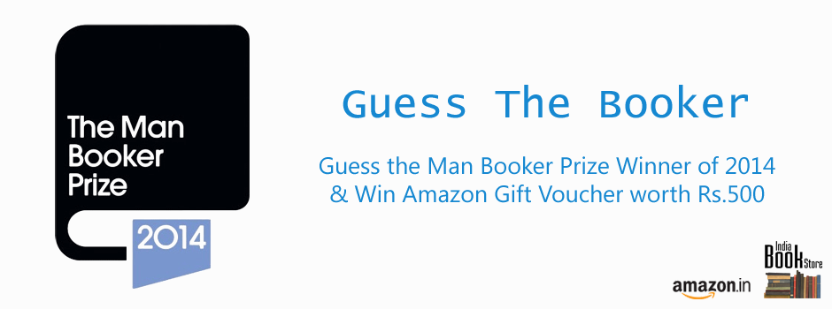 Giveaway Man Booker 2014