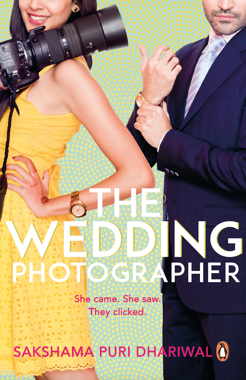Giveaway - The Wedding Photographer